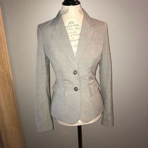 Gray 2 Button The Limited Blazer Size 2